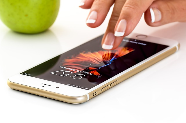 nový smartphone