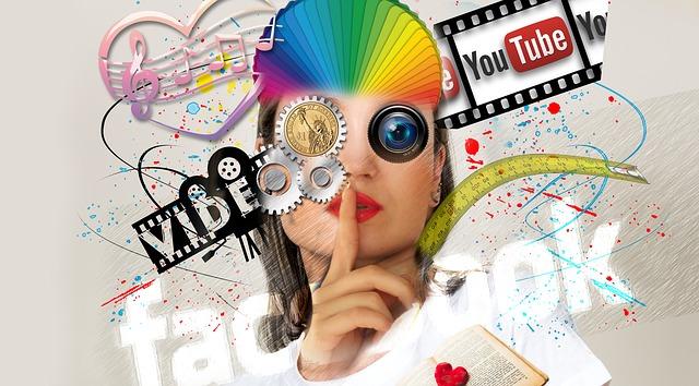 interakce a sociální média