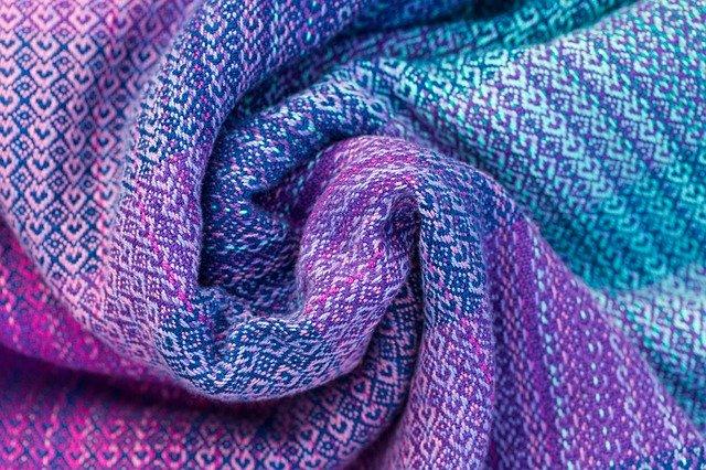 šátek na nošení