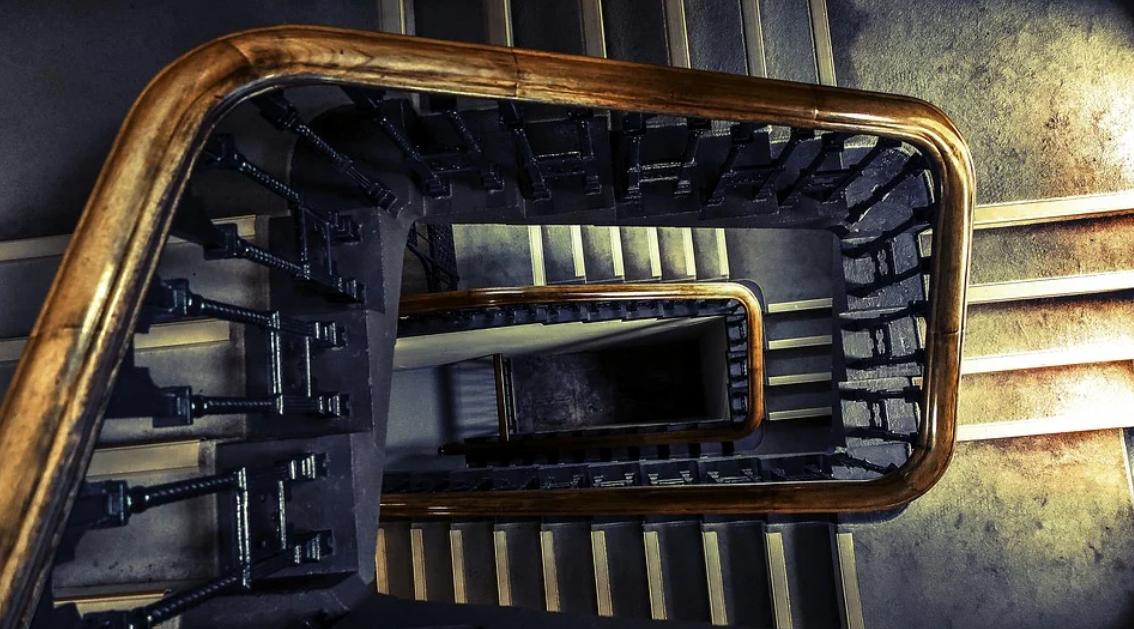 schody starší